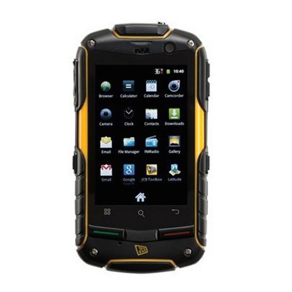 jcb pro smart image showing sturdy sides of handset for a better grip
