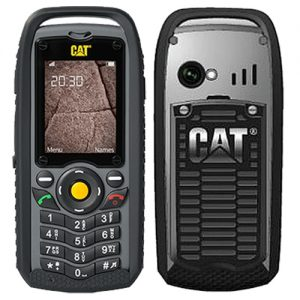 CAT B25 has a battery life for up to 9.5 hours