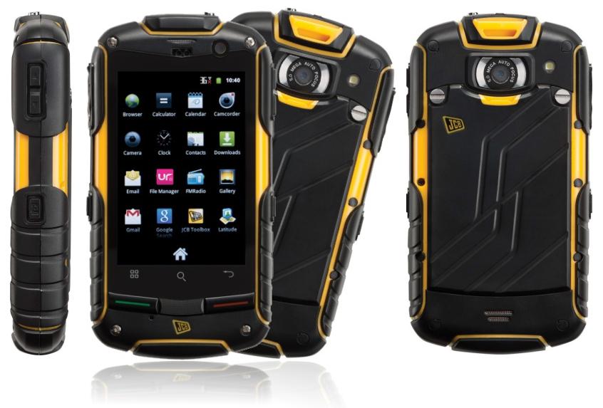 Jcb Pro Smart Fully Fledged Smartphone
