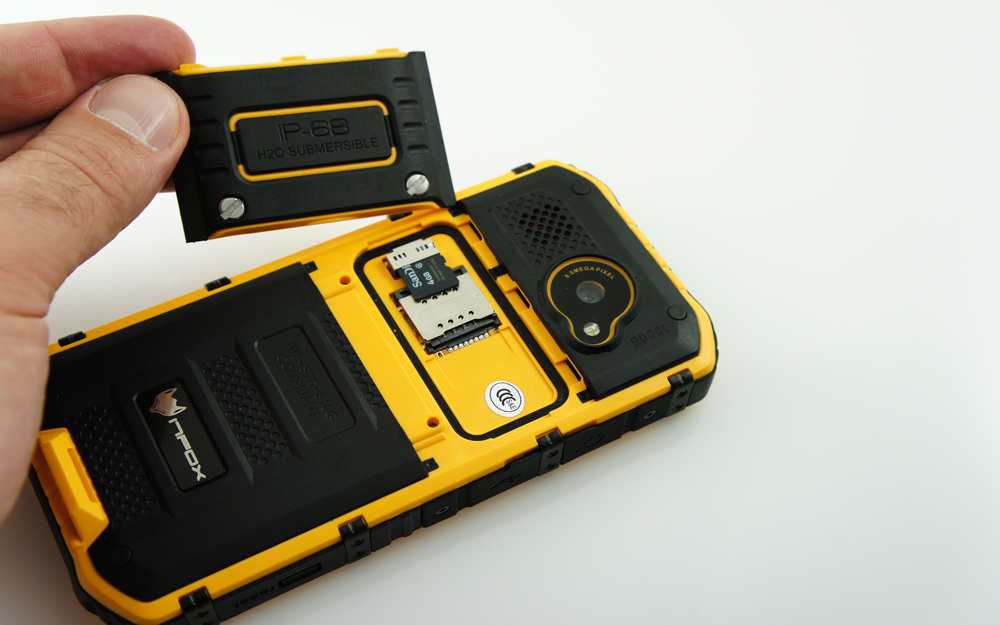 ruggear rg960 toughphones