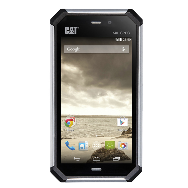CAT S50 smartphone can cope with anything that is thrown at it