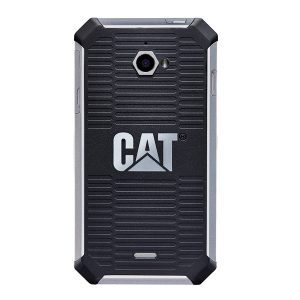 CAT S50 is waterproof with wet finger tracking