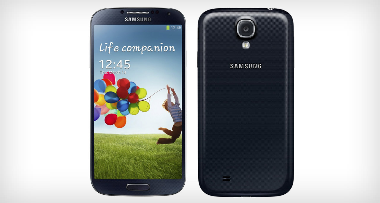samsung galaxy s4 toughphones image of front and back of touch screen tough phone