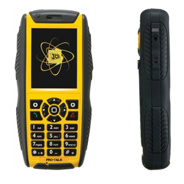 jcb pro talk water resistant tough phones
