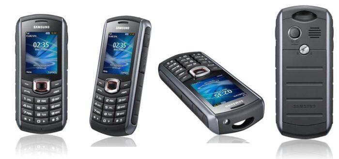 samsung b2710 toughphones