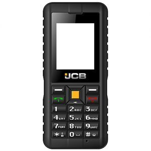 jcb tradesman 2 toughphones image showing easy to use key pad