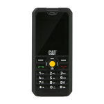 CAT B30 front view
