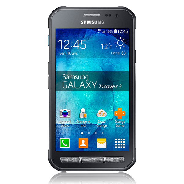 samsung galaxy xcover 3 incredibly robust toughphones. Black Bedroom Furniture Sets. Home Design Ideas