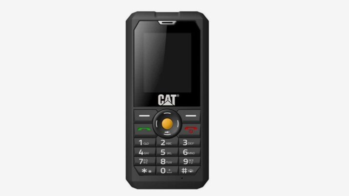 cat b30 tough and reliable