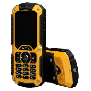 MTT protection image showing casing keeping the handset waterproof