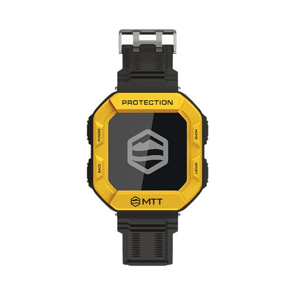 MTT Waterproof Durable Smartwatch Front View
