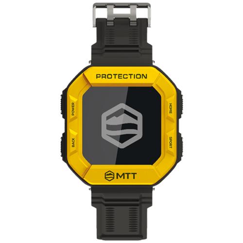 MTT Smartwatch is dustproof and waterproof
