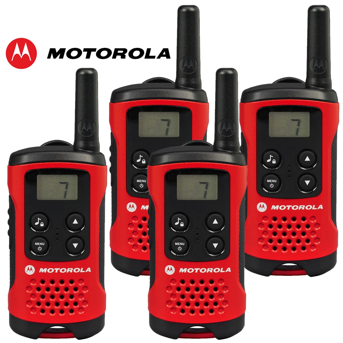 motorola t40 tough walkie talkie compact