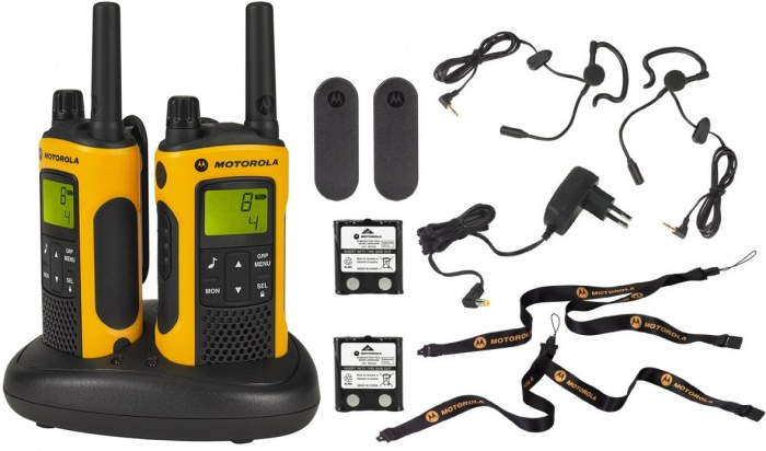 motorola t80 toughphones handsets, stand and accessories