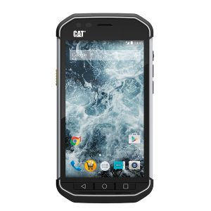 CAT S40 smartphone offers enhanced audio