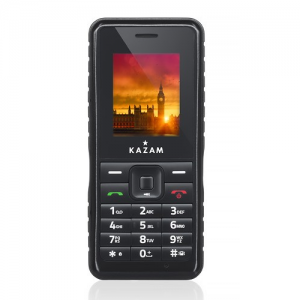 kazam life r2 tough phone image showing easy to use design