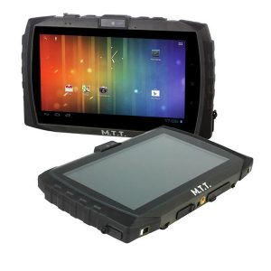MTT multimedia water proof tablet