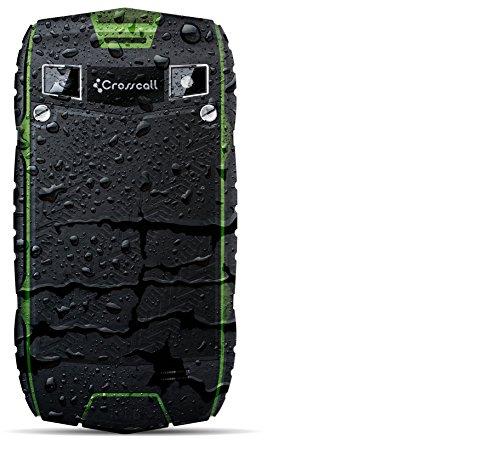 crosscall odyssey green toughphones waterproof