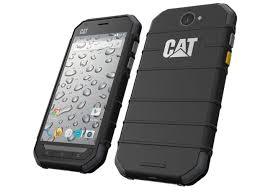 cat s30 has a balanced ergonomic design for a better grip
