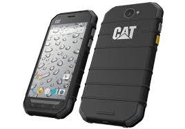 cat s30 has a balanced ergonomic design for a better grip