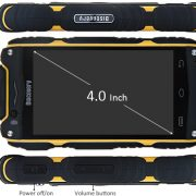 ToughPhone Discovery Version 8 - Yellow