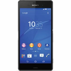 sony experia z3 black toughphones
