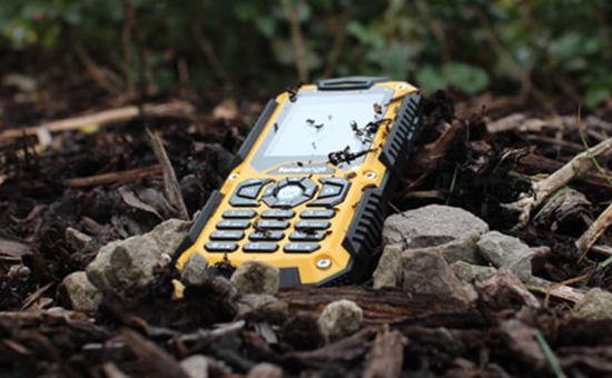 Tough Phones for Builders and Construction Workers