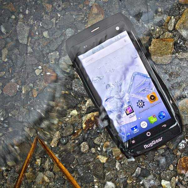 Tough Phones for Chemical Engineering