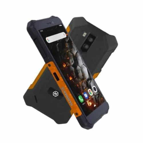 Hammer Iron LTE black and orange
