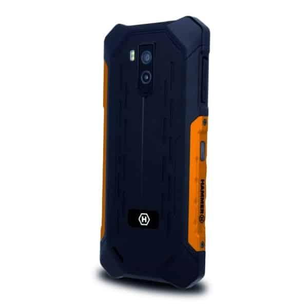 Hammer Iron 3 - Orange